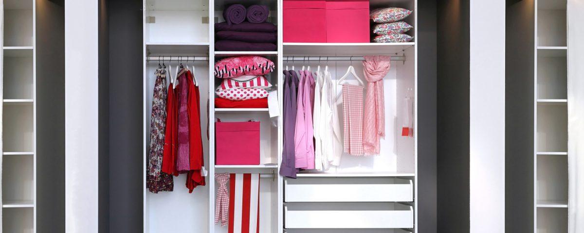 cool closet ideas